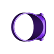 Mandalorian_Ring_21mm.obj Télécharger fichier OBJ gratuit Anneau mandalorien • Modèle imprimable en 3D, quaddalone