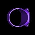 Mandalorian_Ring_20mm.stl Télécharger fichier OBJ gratuit Anneau mandalorien • Modèle imprimable en 3D, quaddalone