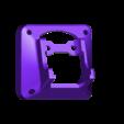 40MM_Fan_Shroud.stl Télécharger fichier STL gratuit Linceul en éventail • Objet imprimable en 3D, Theshort
