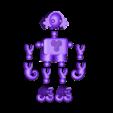 Klicket_v3.stl Download free STL file Klicket v3.0 • 3D printer design, gotbits