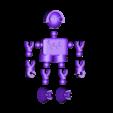 Klicket_v1_1.stl Télécharger fichier STL gratuit Klicket v1.0 • Objet pour impression 3D, gotbits