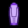 1-100th Defender Layout-HighRez-Head.stl Télécharger fichier STL gratuit 1/100e de l'échelle Defender Mech • Design pour imprimante 3D, johnbearross