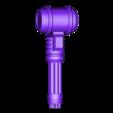 1-100th Defender Layout-HighRez-SuppressiveGatling1.stl Télécharger fichier STL gratuit 1/100e de l'échelle Defender Mech • Design pour imprimante 3D, johnbearross