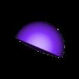 eye Right white.stl Télécharger fichier STL gratuit Chococat (チョコキャット, Chokokyatto) de Hello kitty • Modèle pour imprimante 3D, Jangie