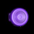 Delorean  rear  wheel.stl Download STL file Time Machine DeLorean DMC-12 from Back to the future • 3D printing model, Alessandro_Palma
