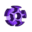 iVertex-Loose.stl Download free STL file Icosahedron Model, Pedagogically Stretched • Object to 3D print, LGBU