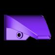 tip_right.stl Télécharger fichier STL gratuit Refroidissement des bouts de choux de Creality et conduit remplaçable • Modèle pour impression 3D, Theshort