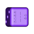Dice_Shifter_45mm.stl Download free OBJ file Dice Shifter - 5 Speed VW • 3D printer design, dice81