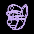 Chase.stl Télécharger fichier STL gratuit Pack patrouille de patrouilles x 5 + logo - Coupe-cookie • Design imprimable en 3D, Taladrodesing