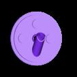 Dyna_Trash_v2_Base.stl Download free STL file Dyna-Trash v2 Wide mouth mason Jar abv storage • Template to 3D print, PM_ME_YOUR_VALUE