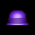 desiccant_plugV2.0.stl Télécharger fichier STL gratuit Couvercle de bobine pour les enceintes avec des bidons déshydratants en option • Modèle à imprimer en 3D, gnattycole