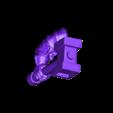 right_arm_v2.stl Download free STL file Dwarf Knight Goat Cavalry Miniatures • 3D print object, Ilhadiel