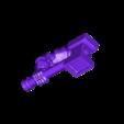 right_arm_v3.stl Download free STL file Dwarf Knight Goat Cavalry Miniatures • 3D print object, Ilhadiel