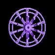 Wheel.stl Télécharger fichier STL La grande roue • Plan pour imprimante 3D, Janis_Bruchwalski