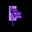 Plank_mohawk.stl Download free STL file Eladrin Elf Rogue • 3D print model, Pza4Rza