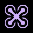 Logo Couvercle.stl Télécharger fichier STL Boite Batteries Lipo 1S / Battery Box Lipo 1S • Plan pour imprimante 3D, Stendy