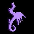 SPECIAL_GREEN.stl Télécharger fichier STL gratuit Stand de dragon • Objet imprimable en 3D, ElijahCole11
