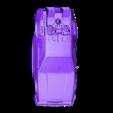 Delorean body v4.stl Download STL file Time Machine DeLorean DMC-12 from Back to the future • 3D printing model, Alessandro_Palma
