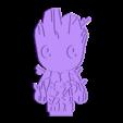 yo_soy_groot.STL Télécharger fichier STL gratuit Groot • Plan à imprimer en 3D, bichon205