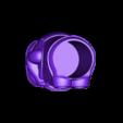 Minion_Pot2_v2._Indoor.stl Download free STL file Minion Flower Pot • 3D printing template, helmuteder