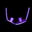 Master_roshi_lunette.stl Download free STL file Master Roshi Dragon Ball Z • 3D printing object, Gatober