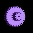 gear2.stl Download free STL file Universal GEARBOX • 3D print design, LetsPrintYT