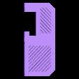 DiscoEasy_200_Cache_electronique_partie_arriere.stl Télécharger fichier STL gratuit DiscoEasy 200 - Cache électronique (sous plateau) • Design pour imprimante 3D, BakoProductions