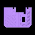 DiscoEasy_200_Cache_electronique_partie_avant.stl Télécharger fichier STL gratuit DiscoEasy 200 - Cache électronique (sous plateau) • Design pour imprimante 3D, BakoProductions