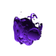 Aztec_Armiger_head.stl Download free STL file Aztec Armor Bearer  - Conversion Kit • Model to 3D print, ErikTheHeretek