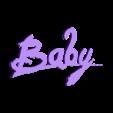 baby_v1.stl Download free STL file Baby • 3D printing model, claudiovyoh