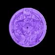 sonic_reloj_v4.stl Télécharger fichier STL gratuit Reloj Sonic 3D • Objet à imprimer en 3D, 3dlito