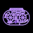 davincis 2.1.stl Télécharger fichier STL gratuit Vélo Davincis (carte de visite) FenixYeshua • Design pour impression 3D, FenixYeshua