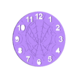 Spiderman_Clock.stl Download free STL file Spiderman Clock • 3D print object, BODY3D