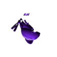 Calimero_-_Corps.stl Télécharger fichier STL gratuit Calimero • Objet pour impression 3D, BODY3D