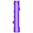 Lightsaber_Qui-Gon_-_Bottom.stl Download free STL file Obiwan & Qui-Gon LightSabers • Template to 3D print, BODY3D