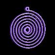 6_spiral_xp.stl Télécharger fichier STL gratuit mini Wind-Up Boat Dual Drive - sans vis - impression complète en 3d • Plan imprimable en 3D, GreenDot