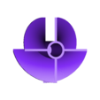 use-Brim-Propeller.stl Download free STL file Mini wind-up boat prototype screwless • 3D printer object, GreenDot