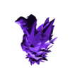 Goku_SS3_01.stl Télécharger fichier STL gratuit Goku Super Saiyan III Dragon Ball Z • Design pour imprimante 3D, Gatober
