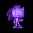 Sonic Funko Pop.OBJ Download free OBJ file Sonic Funko Pop • 3D print template, Arthurjdb