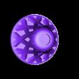 top.stl Télécharger fichier STL gratuit Lampe à suspension • Plan pour imprimante 3D, nixon_dottie