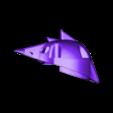 TYRO69 v3-CANOPY.STL Télécharger fichier STL TYRO69 - LÉZARD MORT • Design pour imprimante 3D, bopiloot