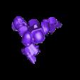Aggressor_4_Body.stl Download free STL file Flame Armed Instigators • 3D printable template, danny_cyanide