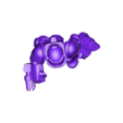 Aggressor_5_Body.stl Download free STL file Flame Armed Instigators • 3D printable template, danny_cyanide