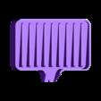 Soap Tray.STL Télécharger fichier STL gratuit Porte-savon Lave-toi les mains, sois prudent 👍🏻 • Objet pour imprimante 3D, Trikonics