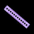 neck-top-45.stl Download free STL file MX MIDI Guitar • 3D print model, Adafruit