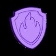 insignia.stl Télécharger fichier STL Patrouille de patrouilles de Marshall Paw • Modèle à imprimer en 3D, pablog673
