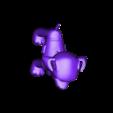 marshall.stl Télécharger fichier STL Patrouille de patrouilles de Marshall Paw • Modèle à imprimer en 3D, pablog673