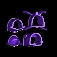 B(Fuselage1).stl Download free STL file SteamPunk Biplane (part 2) • 3D print design, FenixYeshua