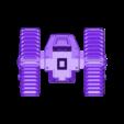Bottom_-_Unbased.stl Download free STL file EC-099 Assault Bot - 28-32mm gaming • 3D printer template, ec3d
