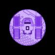 Bottom_-_Based.stl Download free STL file EC-099 Assault Bot - 28-32mm gaming • 3D printer template, ec3d